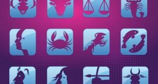 Horoscope Vector Signs