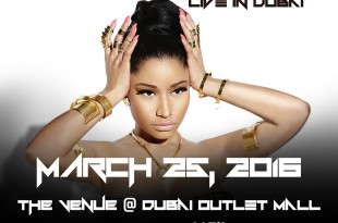 Platinum Independent and Anghami Partners with 117 Live to Promote International Superstar Nicki Minaj Live in Dubai