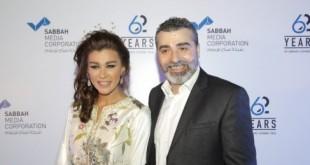 الممثلان-عمار-شلق-ونادين-الراسي-630x420