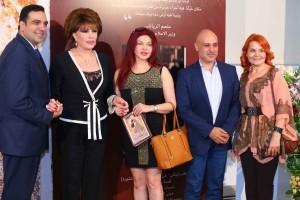 رولا ابو زيد وجورج صليبي وريما نجم ومجدلا وروي حرب